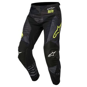 RACER TACTICAL BLACK YELLOW FLUO