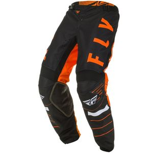 KINETIC K120 ORANGE BLACK WHITE