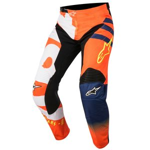 RACER BRAAP ORANGE FLUO DARK BLUE WHITE BAMBINO 2018