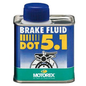 BRAKE FLUID DOT 5.1 250ML