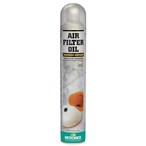 AIR FILTER OIL 750ML