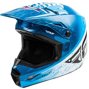 KINETIC K120 BLUE WHITE RED BAMBINO