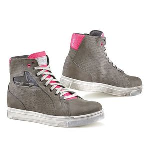 STREET ACE AIR LADY GOLD GREY/FUCSIA