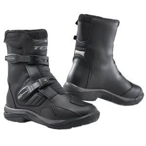 BAJA MID - WATERPROOF - BLACK