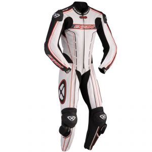 ZENITH LEATHER SUIT