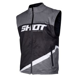 BODYWARMER LITE - GREY BLACK