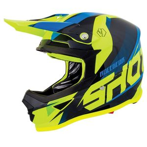 FURIOUS KID ULTIMATE - BLUE NEON YELLOW