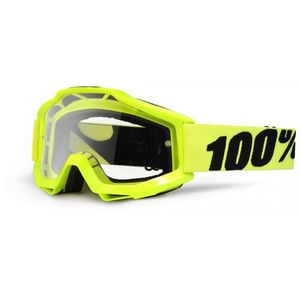 ACCURI - FLUO YELLOW CLEAR LENS