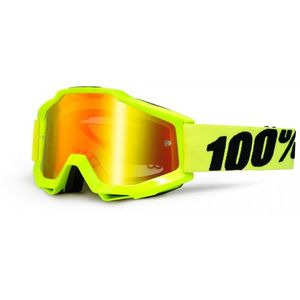 ACCURI - FLUO YELLOW IRIDIUM LENS