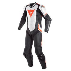 LAGUNA SECA 4 PERFORATED - 1 PCE - BLACK WHITE FLUO RED