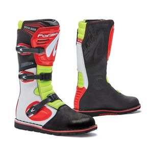 BOULDER BIANCO/ROSSO/GIALLO FLUO