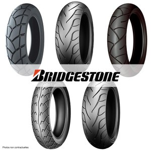BATTLAX RACING V02 MEDIUM 90/580 R 17 TL