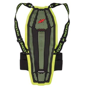 ESATECH BACK PRO X8 - HIGH VISIBILITY