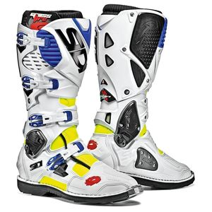 CROSSFIRE 3 - YELLOW FLUO WHITE BLUE