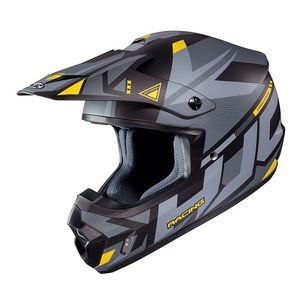 CS MX II - MADAX - GREY YELLOW