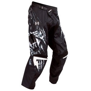 CONTACT FREAK PANT NERO BIANCO