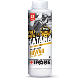 FULL POWER KATANA - 10W40 100% sintetico - 1 LITRO