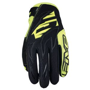 MXF3 - BLACK FLUO YELLOW