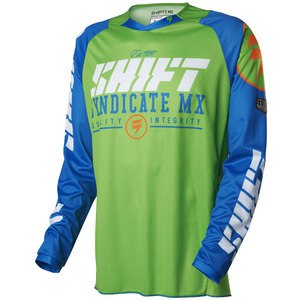 STRIKE JERSEY BLUE/GREEN