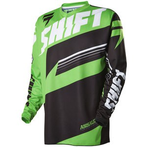 ASSAULT JERSEY GREEN