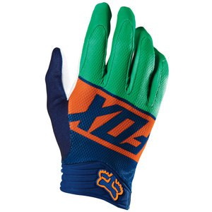 DIVIZION AIRLINE GLOVE ORANGE/BLUE