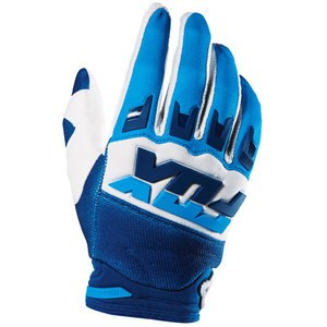 DIRTPAW MAKO GLOVES WHITE