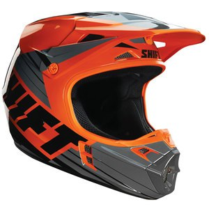 V1 ASSAULT RACE ORANGE