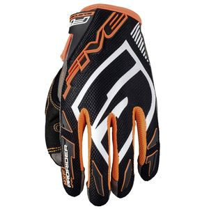 MXF PRORIDER S BLACK / FLUO ORANGE