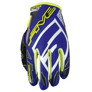 MXF PRORIDER S BLUE / FLUO YELLOW