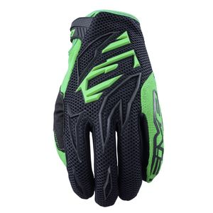 MXF3 BLACK FLUO GREEN