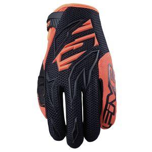 MXF3 BLACK FLUO ORANGE