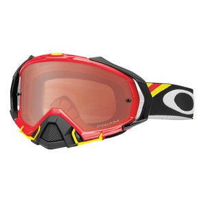 MAYHEM PRO MX  - HERITAGE RACE RED LENS PRIZM BRONZE