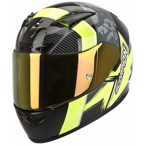 EXO-710 AIR - CRYSTAL NERO/GIALLO