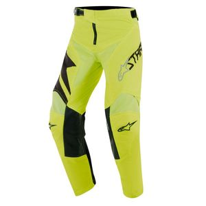 YOUTH RACER FACTORY YELLOW FLUO
