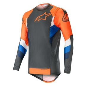 SUPERTECH ANTHRACITE ORANGE FLUO