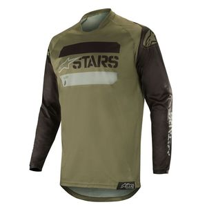 RACER TACTICAL BLACK MILITARY GREEN