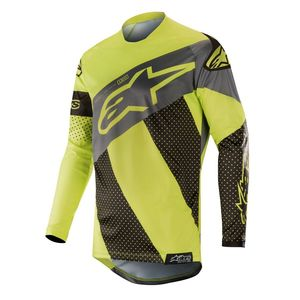 RACER TECH ATOMIC BLACK YELLOW FLUO GRAY