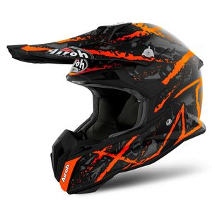 TERMINATOR OPEN VISION CARNAGE ORANGE GLOSS