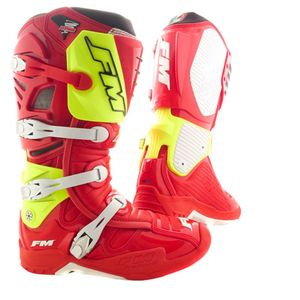 TYPHOON II RED / YELLOW