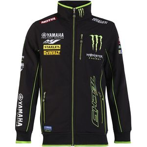 SOFSHELL TECH3 MONSTER ENERGY - BLACK GREEN