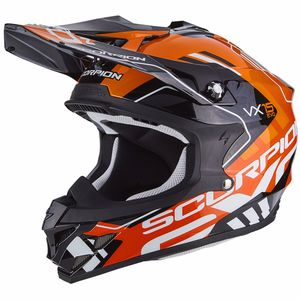 VX-15 EVO AIR - ARGO BLACK ORANGE