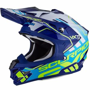 VX-15 EVO AIR - ARGO BLUE WHITE
