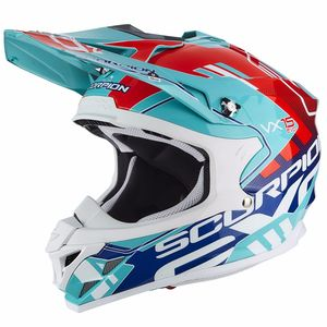 VX-15 EVO AIR - ARGO GREEN BLUE