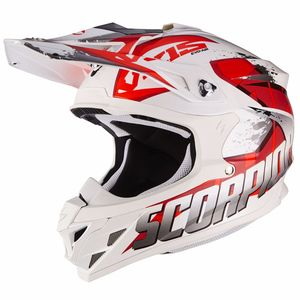 VX-15 EVO AIR - DEFENDER - WHITE RED