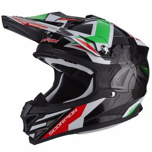 VX-15 EVO AIR - ROBOT - BLACK GREEN