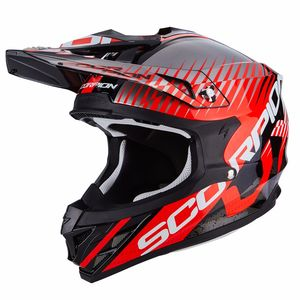 VX-15 EVO AIR - SIN BLACK - NEON RED