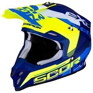 VX-16 AIR - ARHUS - MATT BLUE NEON YELLOW