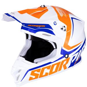VX-16 AIR - ERNEE - PEARL WHITE ORANGE BLUE