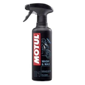 WASH & WAX 400ML