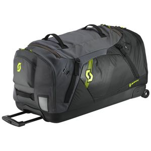 GEAR DUFFLE BLACK YELLOW 2017